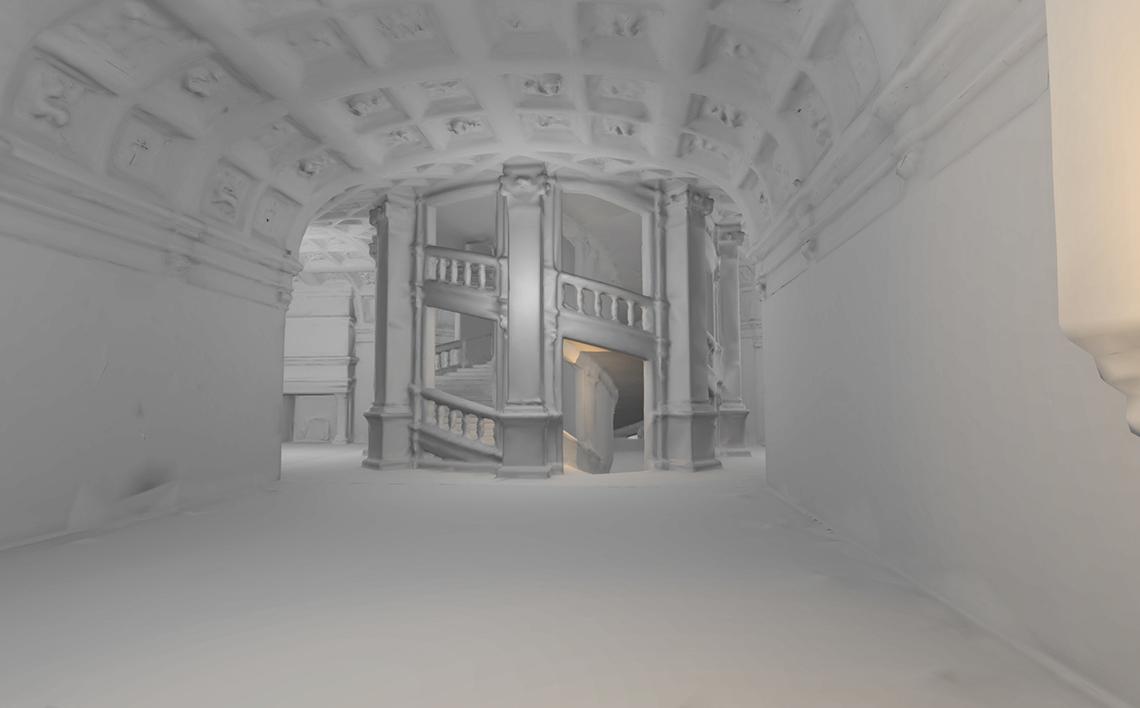 Application interactive Immersive 3D - Expérience Musicale